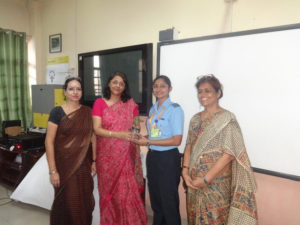 Talk by Indian Air Force